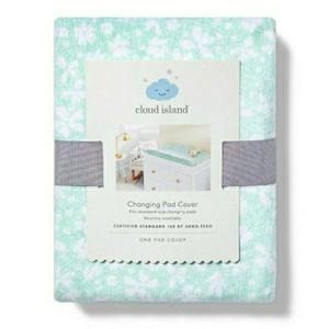 CLOUD ISLAND CHANGING PAD COVER
